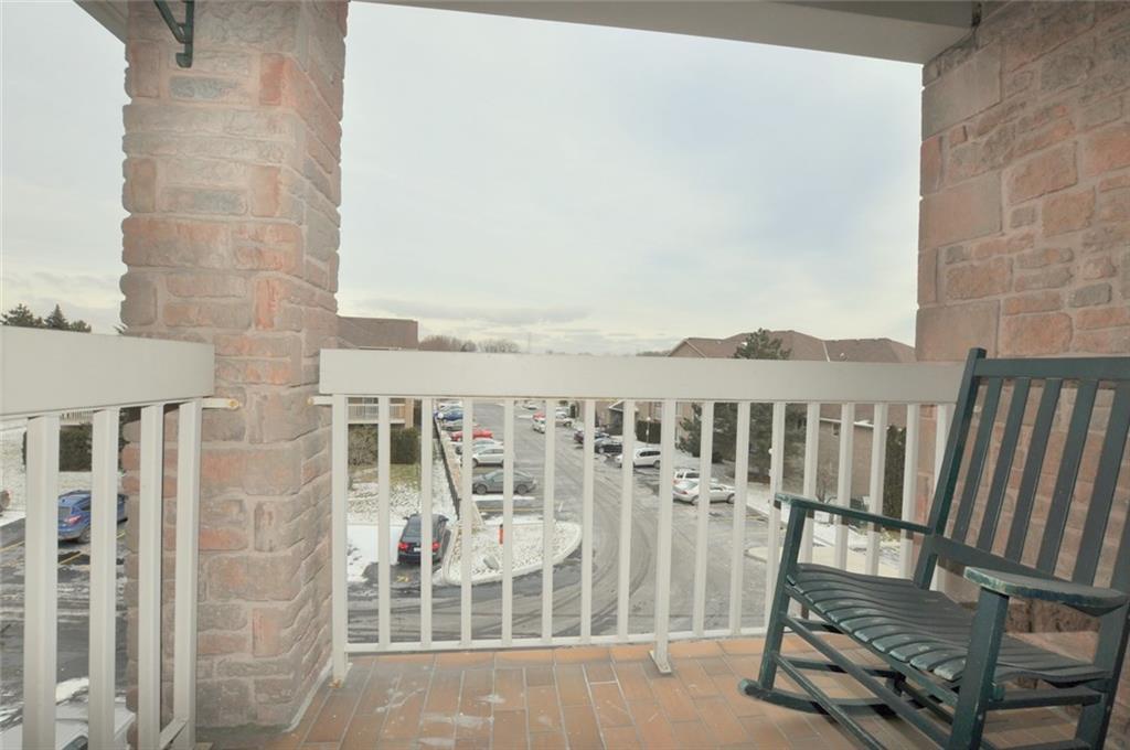 61-3050 Pinemeadow Drive - Balcony
