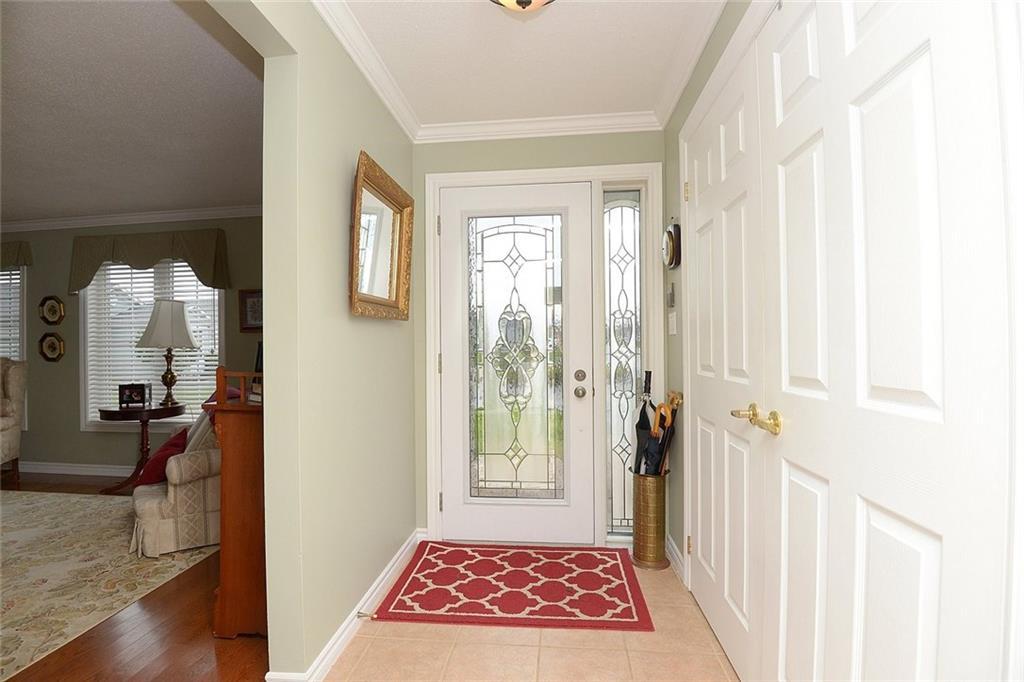 117 Kilroot Place - Foyer