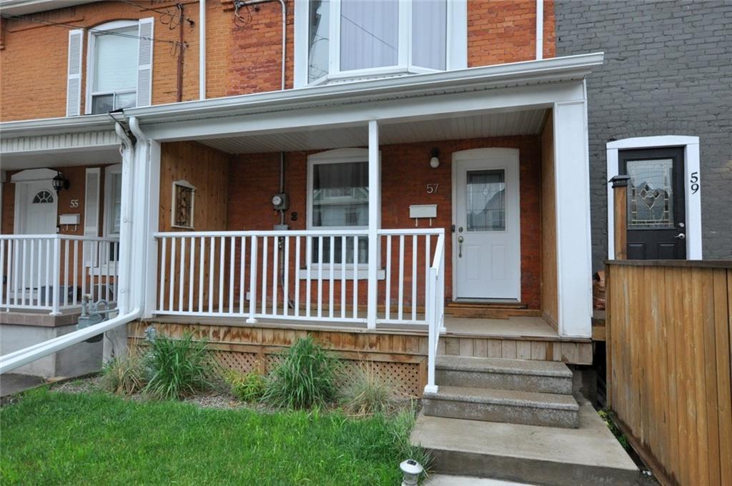 57 Fullerton Avenue - Front Entrance