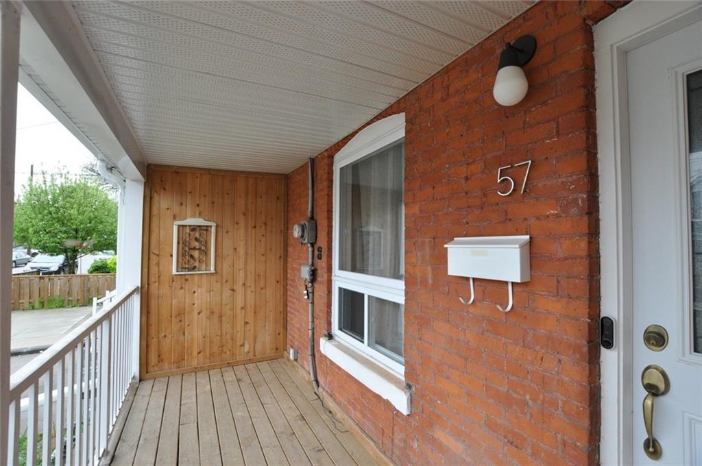 57 Fullerton Avenue - Front Porch