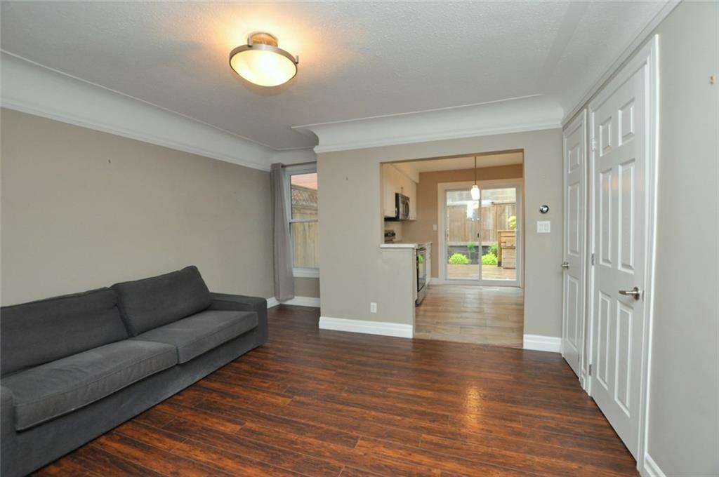 57 Fullerton Avenue - Living Room