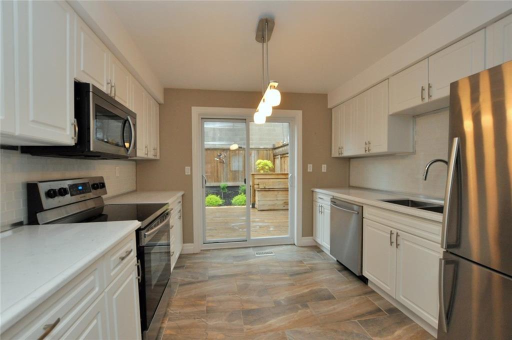 57 Fullerton Avenue - Kitchen