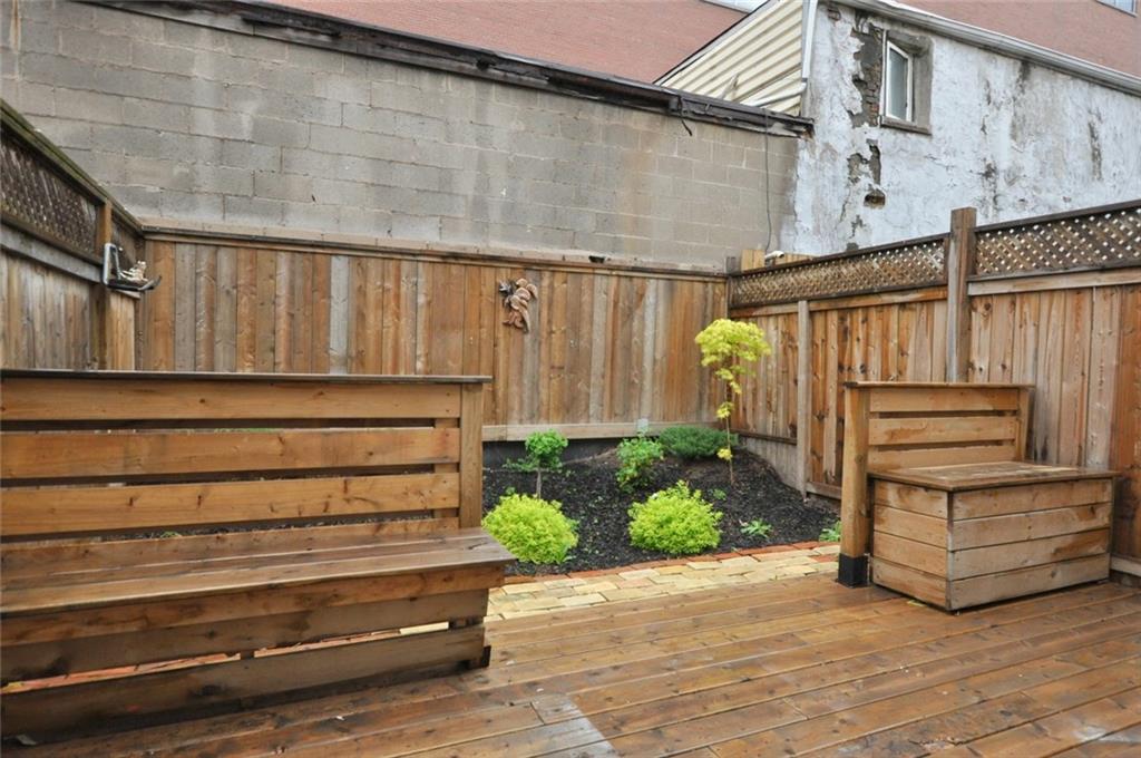 57 Fullerton Avenue - Backyard
