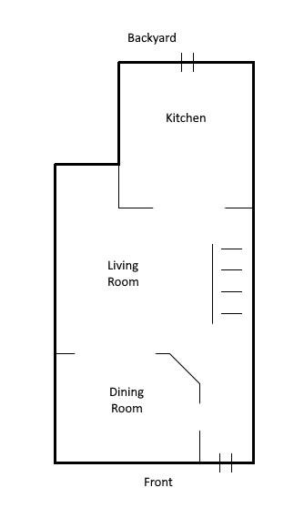 57 Fullerton Avenue - Floor Plan - Main Level