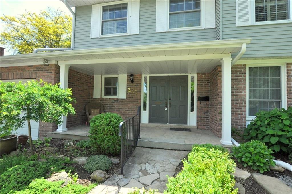 241 Lloyminn Avenue - Front Entrance/Porch