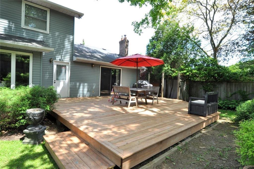 241 Lloyminn Avenue - Deck