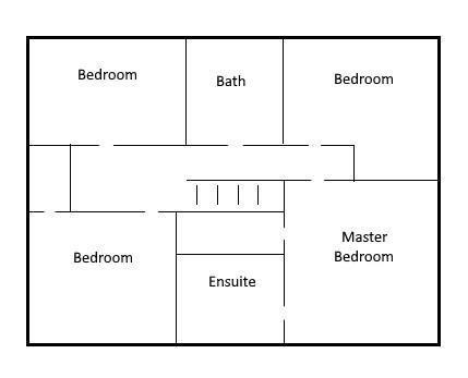 241 Lloyminn Avenue - Floor Plan - Upper Level